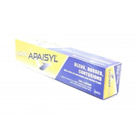 CHOC APAISYL Crème gel choc bleus bosses contusion Tube de 50ml
