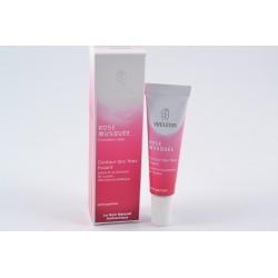 WELEDA VISAGE ROSE MUSQ Cr cont yx liss 10ml