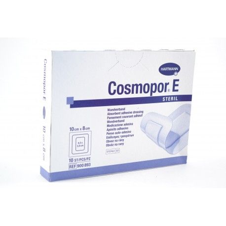 COSMOPORE Steril Pansement 10 cm X 8 cm