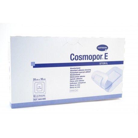 COSMOPORE Steril Pansement 20 cm X 10cm Boite de 10
