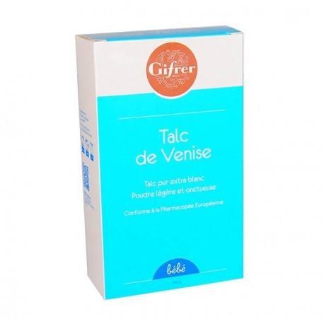TALC DE VENISE GIFRER Pdr B/250g