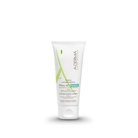 ADERMA Crème compensatrice PHYS-AC Hydra Tube de 40 ml