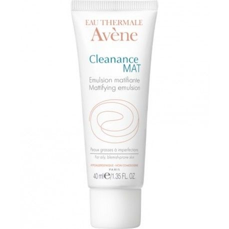 AVENE Cleanance MAT Emulsion matifiante Tube de 40 ml