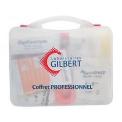 GILBERT Coffret professionnel de secours 20 personnes