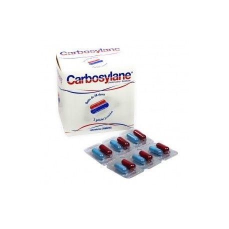 CARBOSYLANE Ballonements Boite de 48 doses