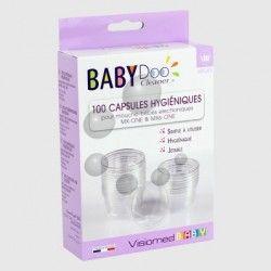 BABYDOO Cleanner Boite de 100 capsules hygiéniques MX-CAPS