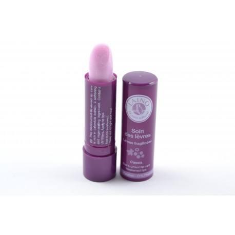 LAINO PLAISIRS PARFUME Stick lèvres Parfum cassis tube de 4g