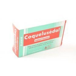 COQUELUSEDAL Nourisson Boite de 10 suppositoires