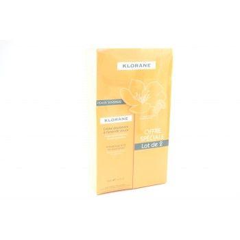 klorane offre cr me d pilatoire action rapide douceur 2 tubes de 150 ml notrepharma. Black Bedroom Furniture Sets. Home Design Ideas