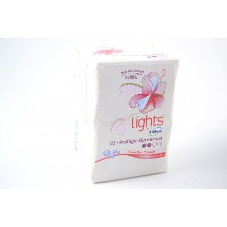 TENA Lights protège slip normal Boite de 22
