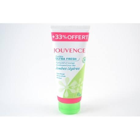 JOUVENCE Gelée ultra fresh intensif Jambes fatiguées 150 ml + 33 % offert