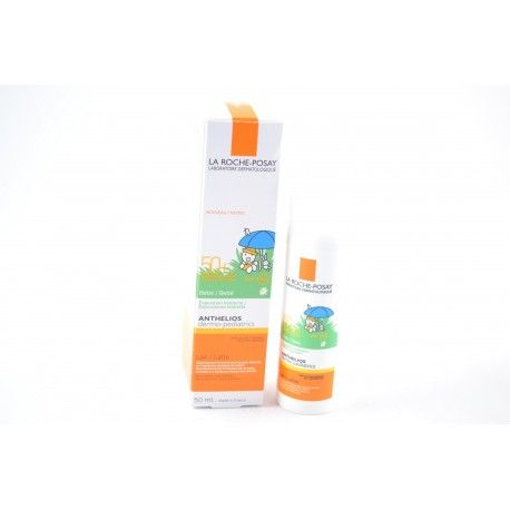 LA ROCHE POSAY Anthelios Lait  50 + Dermo-pediatrics tube de 50 ml