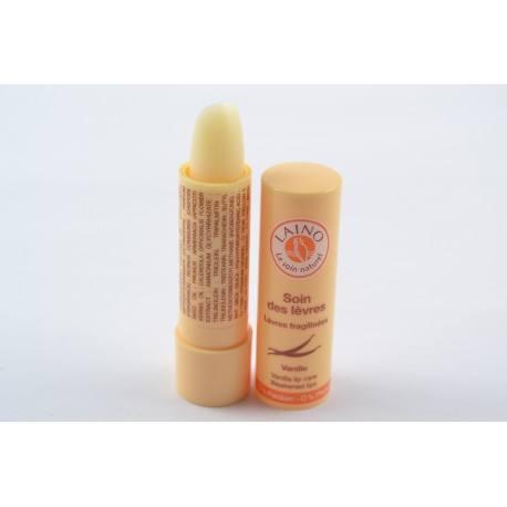 LAINO PLAISIRS PARFUME Stick lèvres parfum vanille stick de 4g