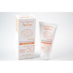 AVENE SOLAIRE SPF50+ Crème minérale haute protection 50ml