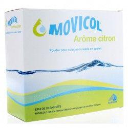 MOVICOL Poudre pour solution buvable Arôme Citron Boite de 20 sachets