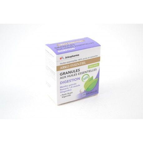 ARKOPHARMA Arko Essentiel Digestion Boite de 20 granules