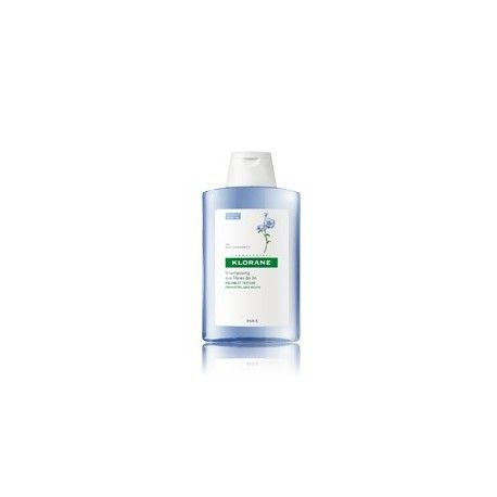 KLORANE CAPILLAIRE Shampooing aux fibres de Lin Flacon de 400ml