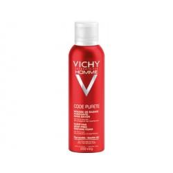 VICHY HOMME CODE PURETE Mousse de rasage purifiante Flacon de 200ml