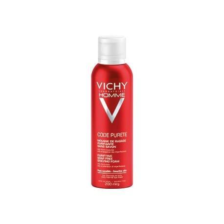 VICHY HOMME CODE PURETE Msse ras purif 200ml
