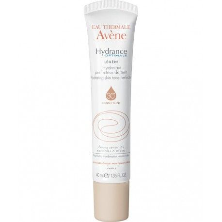 AVENE Hydrance Optimale Légère 30 SPF Bonne mine Tube de 40 ml