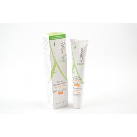 A-DERMA Epitheliale A.H Duo Crème ultra-réparatrice Tube de 40 ml