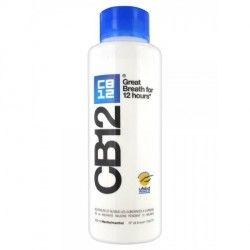 CB12 Bain de bouche Menthe Flacon de 500ml
