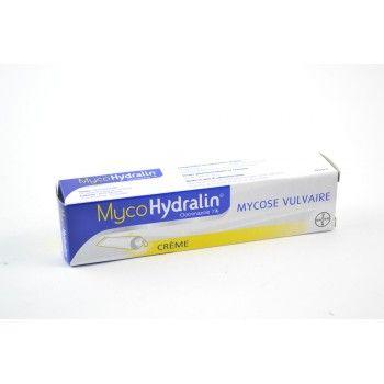 MYCOHYDRALIN crème tube de 20 g - BAYER