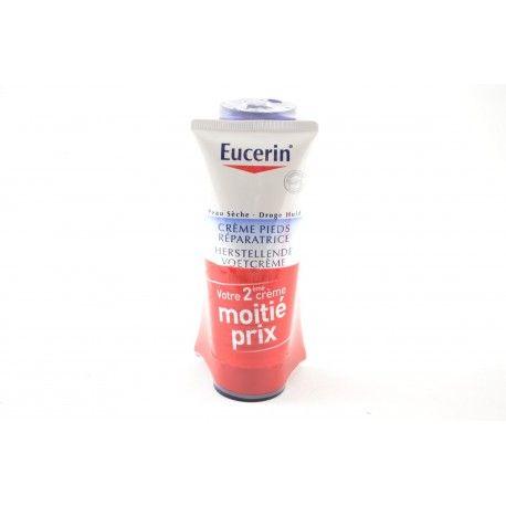 EUCERIN Crème pieds réparatrice La 2éme crème a -50%