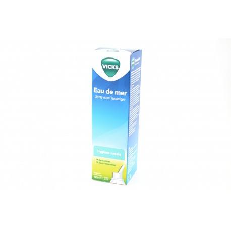 VICKS Eau de mer spray nasal isotonique Spray de 100 ml