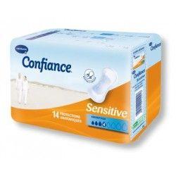 Confiance Protection anatomiques Paquet de 14 protections