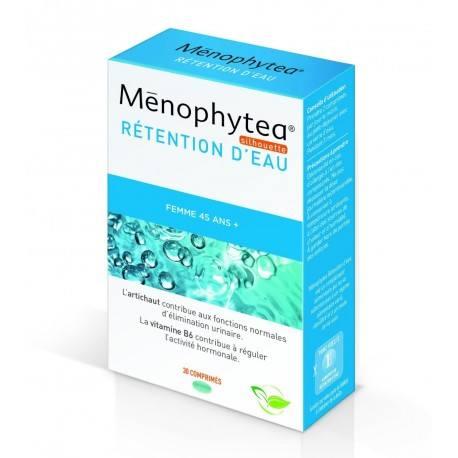 MENOPHYTEA SILHOUETTE RETENTION EAU Comprimés Boite de 30
