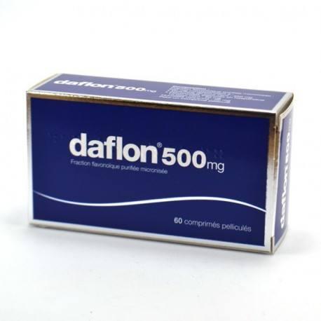 DAFLON Comprimés Pelliculés Bt/60.