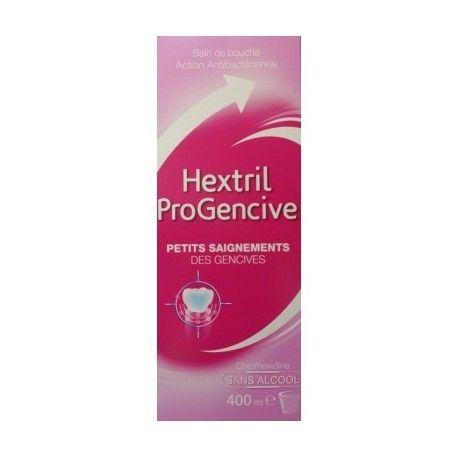 HEXTRIL ProGencive Bain de bouche 400 ml