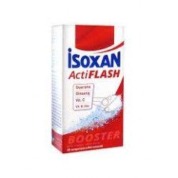ISOXAN ActiFlash Booster Boite de 28 comprimés effervescents