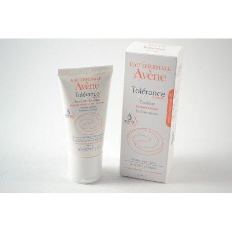 AVENE Tolérance Extrême Emulsion légère pour peaux sensibles à hypersensibles Tube de 50 ml