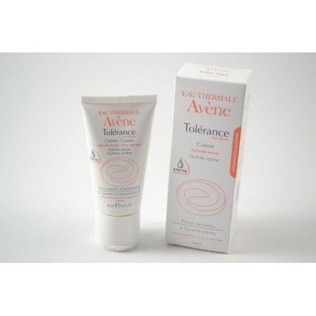 AVENE Tolérance extrême Crème texture Riche pour peaux sensibles à hypersensibles Tube de 50 ml
