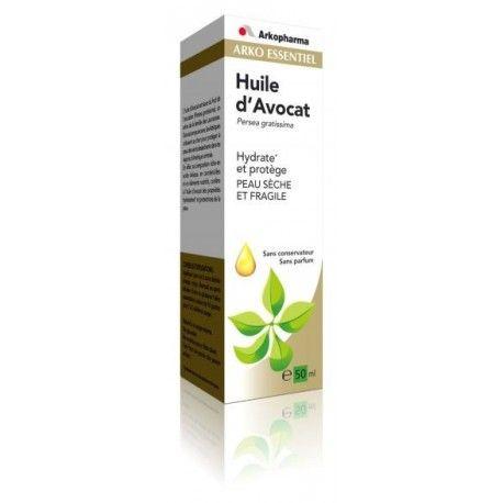 ARKO ESSENTIEL Huile d'Avocat Spray de 30 ml