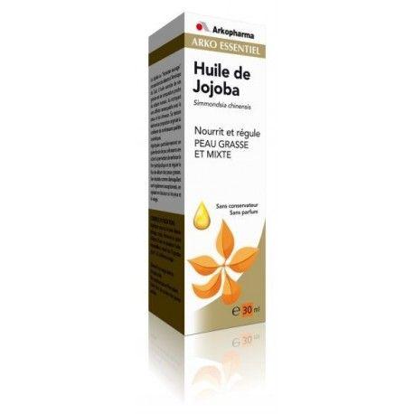 ARKO ESSENTIEL Huile de Jojoba Spray de 30 ml