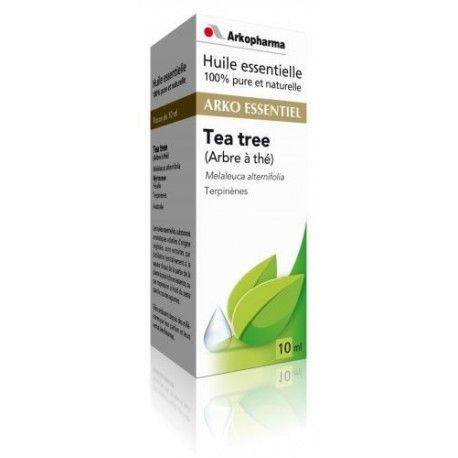 ARKO ESSENTIEL Tea Tree (arbre à thé) Flacon de 10 ml