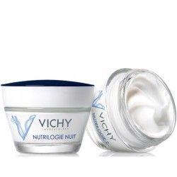 VICHY Nutrilogie Nuit peaux sèches Pot de 50 ml
