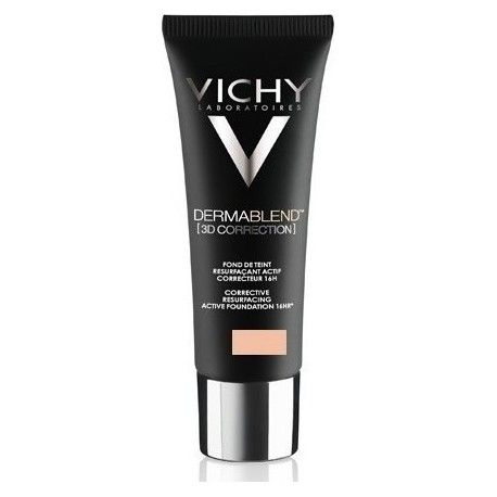 VICHY DERMABLEND 3D Correction Fond de teint n° 45 Gold Tube de 30 ml