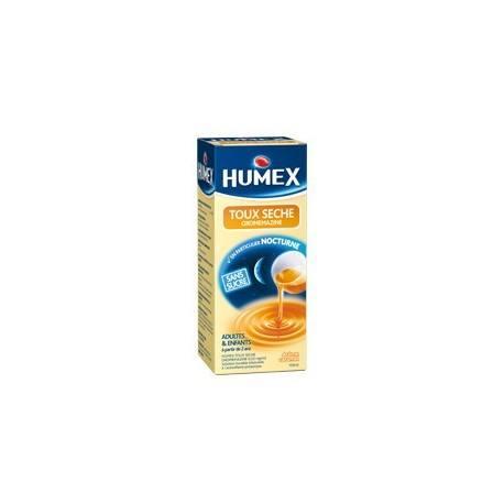 HUMEX Sp tx sèche Ad Fl/200ml