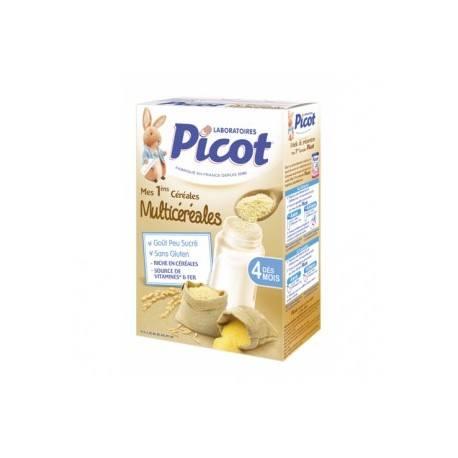 PICOT Flocons gourmands multicéréales dès 4 mois