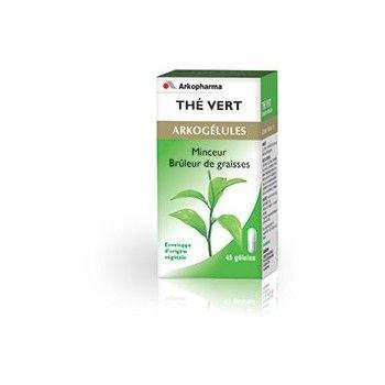 ARKOPHARMA Arkogélules Camiline 390 mg - 45 gélules
