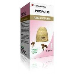 ARKOGELULES Propolis Flacon de 45 gélules