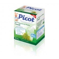 PICOT Ma 1ere boisson auxc plantes FENOUIL Boite de 10 sachets
