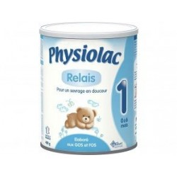 PHYSIOLAC RELAIS 1 GOS/FOS Lait pdr B/400g