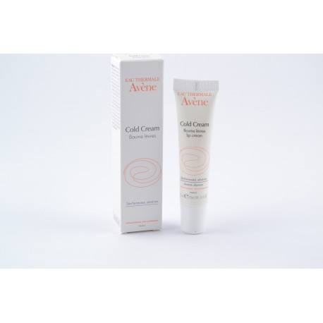 AVENE COLD CREAM Baume à lèvres Tube de 15ml