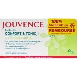 JOUVENCE de l'abbé soury confort et tonic Boite de 60 Gélules