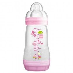 MAM Bib tét déb2 afr rose 260ml
